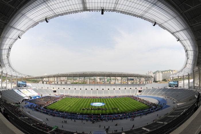 Venue of Asiad Games