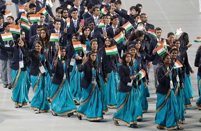India at the 2014 Asian Games